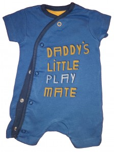 Moder romper daddy Mothercare